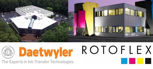 Daetwyler Rotoflex Pressroom banner