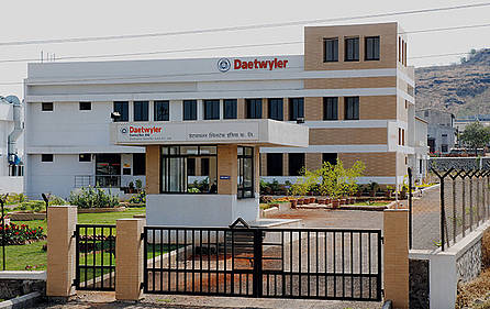Daetwyler headquarters in Pune, India