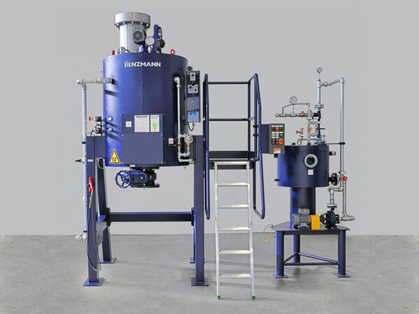 Solvent Recovery – ROTO Series