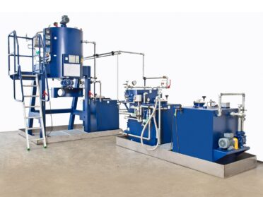 Solvent Recovery - renzmann ROTO Series. The ROTO Series is used for the recovery of contaminated solvents such as concentration of residual-inks and paint