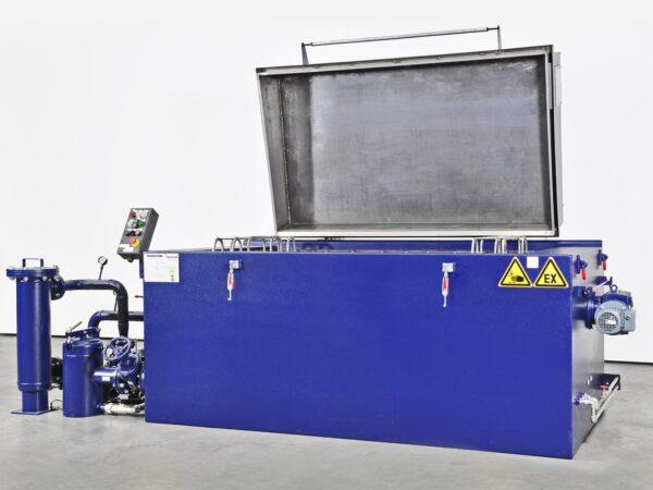 Parts washing renzmann type 150. details