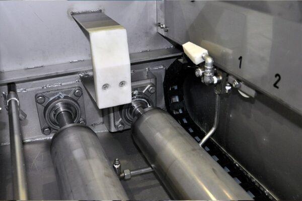 Parts Washing – renzmann flexplate cleaner. Type HA -HAS details