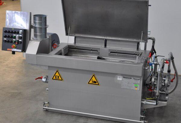 renzmann-washing unit overview